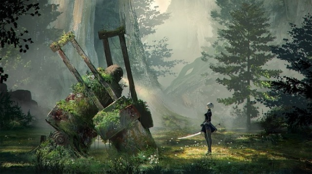 「NieR:Automata / ニーア オートマタ」(C)2017 SQUARE ENIX CO., LTD. All Rights Reserved.