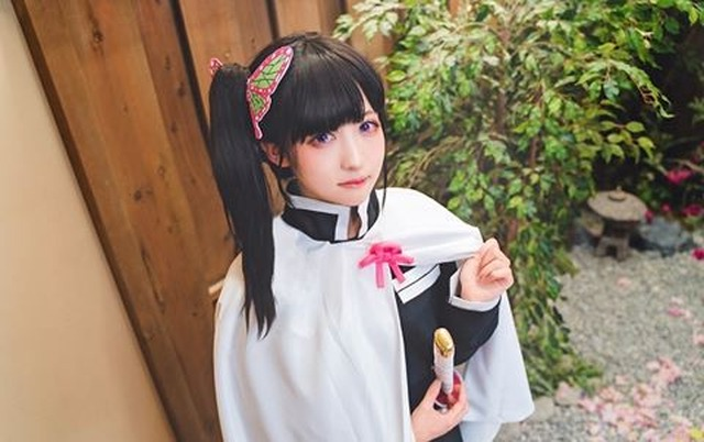 カナヲ コスプレ メイク