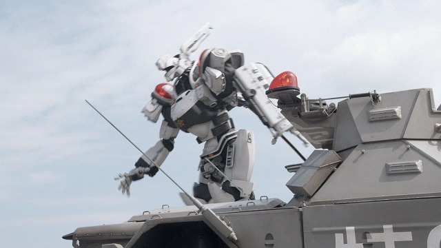 (C)2014 HEADGEAR/「THE NEXT GENERATION-PATLABOR-」製作委員会