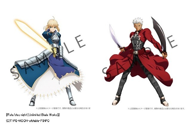 『Fate/stay night [Unlimited Blade Works]』(C)TYPE-MOON・ufotable・FSNPC