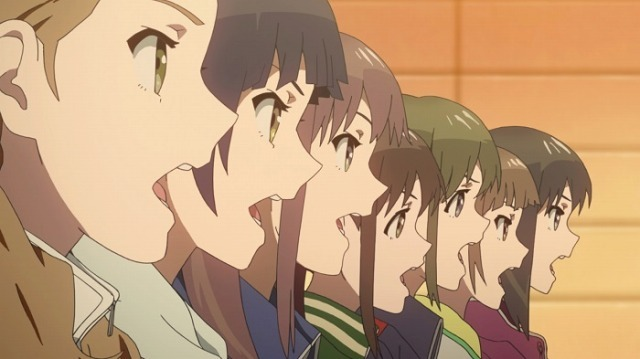 (c)Green Leaves / Wake Up, Girls!2製作委員会