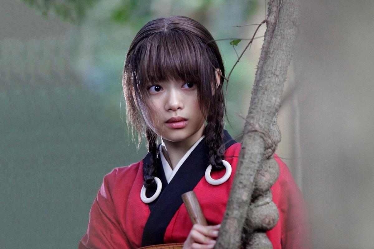 映画「無限の住人」19歳の注目女優・杉咲花の劇