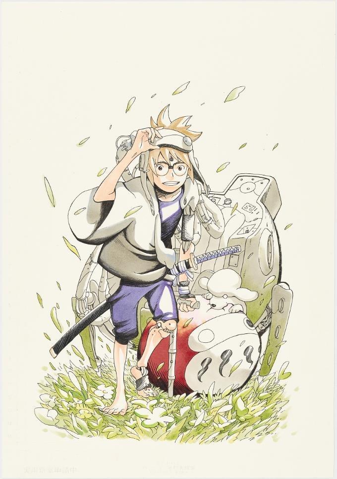 岸本斉史、少年ジャンプで2019年春より新連載 「『NARUTO』より面白く ...