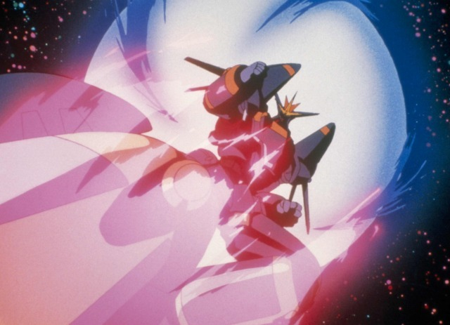 (C)BANDAI VISUAL・JVC Entertainment・GAINAX(C)2003 GAINAX/TOP2委員会
