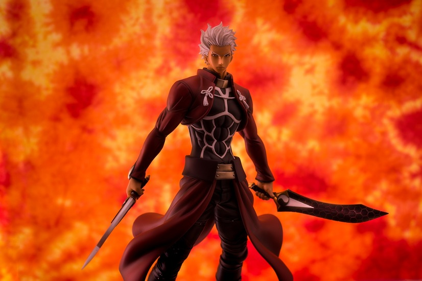 フィギュア「アーチャー Route:Unlimited Blade Works」16,800 円(税込18,144 円)(c)TYPE-MOON・ufotable・FSNPC