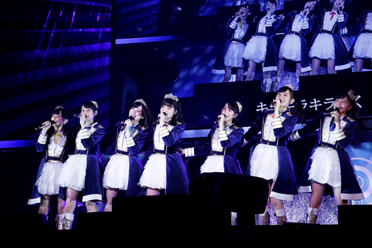 「Green Leaves Fes」イベントスチール(C)Green Leaves / Wake Up, Girls!3製作委員会