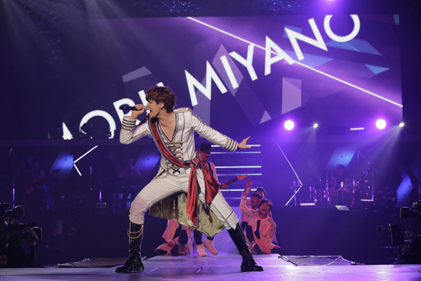 「MAMORU MIYANO ARENA LIVE TOUR 2018 ~EXCITING!~」カメラマン:上飯坂一