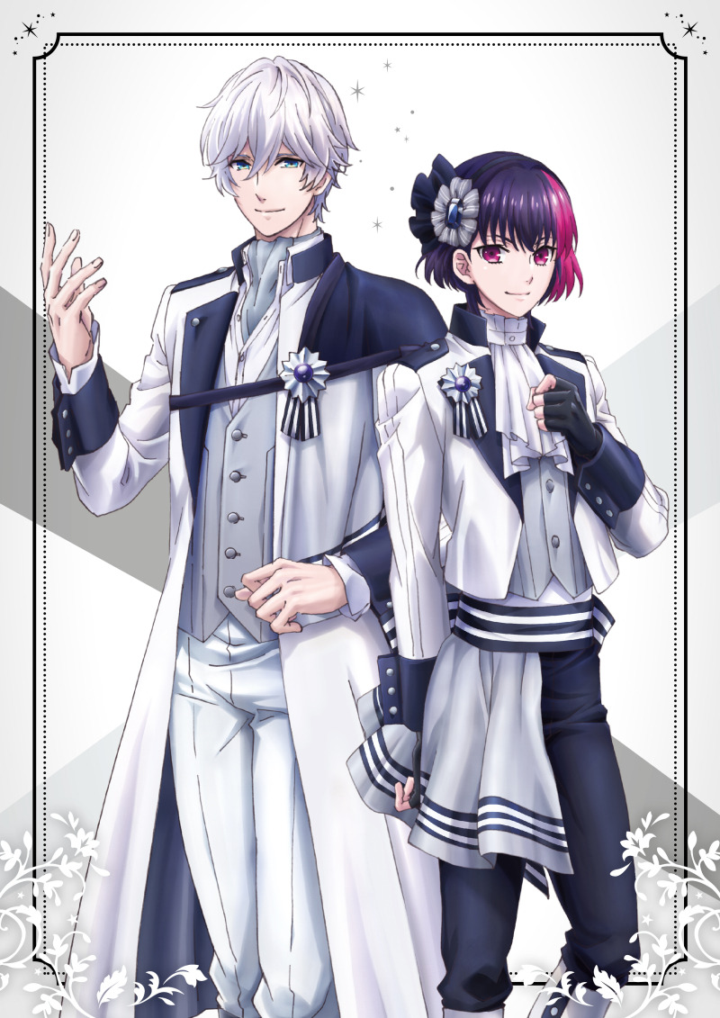 (C)MAGES./Team B-PRO2 (C)B-PROJECT