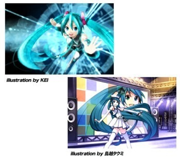 アートギャラリーMain Illustration by 鳥越タクミ Icons Designed by Takumi Yoza(c)GOOD SMILE COMPANY (c)Crypton Future Media, INC. www.piapro.net