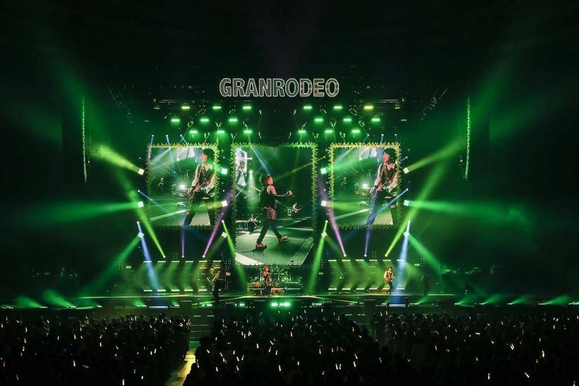 GRANRODEO 「GRANRODEO LIVE 2018 G13 ROCK☆SHOW