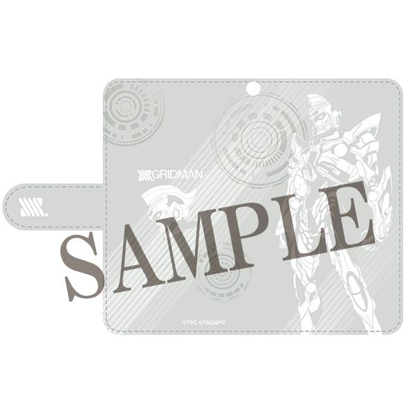 商品名:手帳型スマートフォンケース価格:3,500円+税(C)円谷プロ (C)2018 TRIGGER・雨宮哲/「GRIDMAN」製作委員会