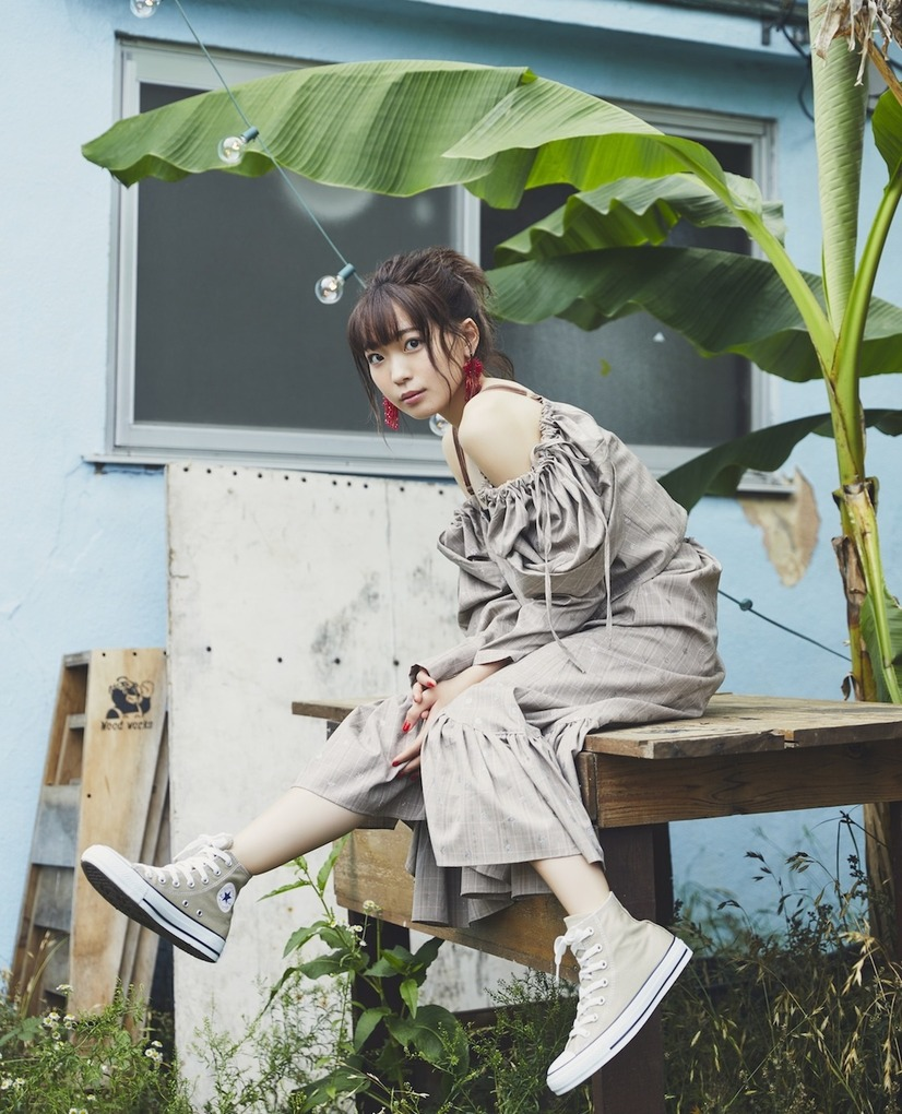 「My Girl vol.28」カット Photo:Ryo Hanabusa