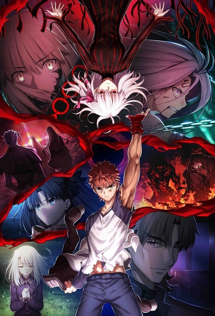 「劇場版『Fate/stay night [Heaven's Feel]』III.spring song」第2弾キービジュアル(C)TYPE-MOON・ufotable・FSNPC