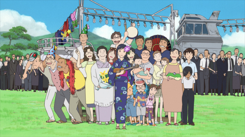 『サマーウォーズ4DX』(C) 2009 SUMMERWARS FILM PARTNERS