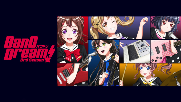 『BanG Dream! 3rd Season』(C)BanG Dream! Project