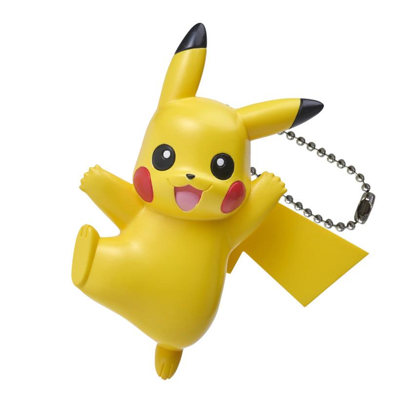 「ポケットモンスターライティングマスコット」ピカチュウ・800円(税別)(C)Nintendo・Creatures・GAME FREAK・TV Tokyo・ShoPro・JR Kikaku(C)Pokemon