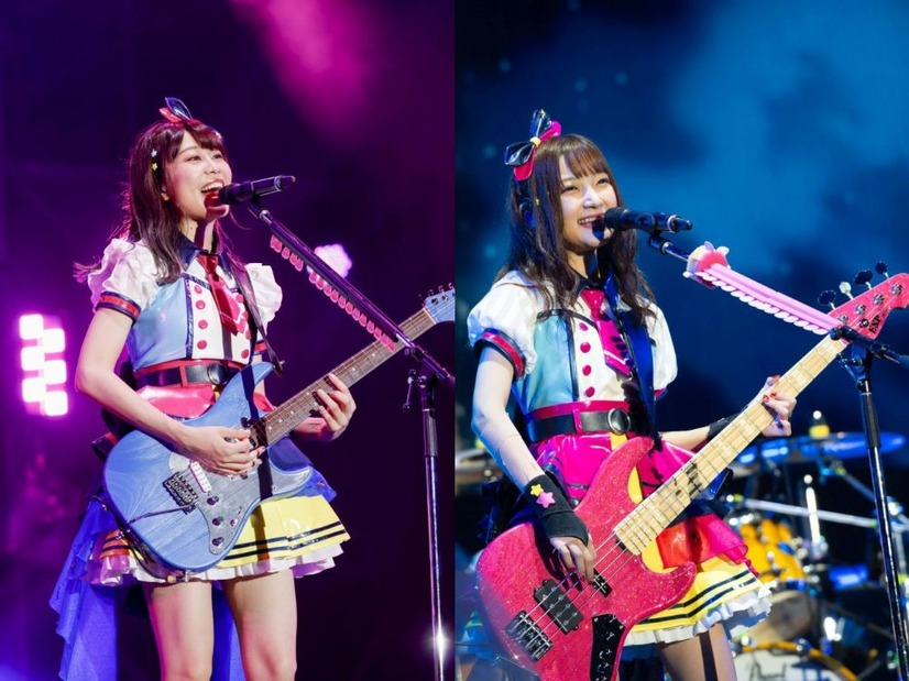 「BanG Dream! 8th☆LIVE」夏の野外3DAYS DAY3:Poppin'Party、 前島亜美(Pastel*Palettes 丸山彩役) with RAISE A SUILEN、 Morfonica「Special Live ~Summerly Tone♪~」(C)BanG Dream! Project(C)Craft Egg Inc.(C)bushiroad All Rights Reserved.Photo 福岡 諒祠、 畑 聡