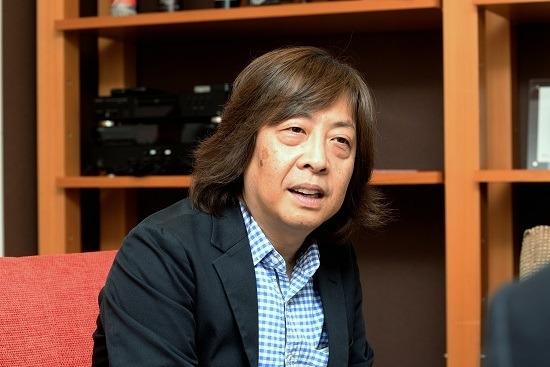 井上俊次(ランティス代表取締役...