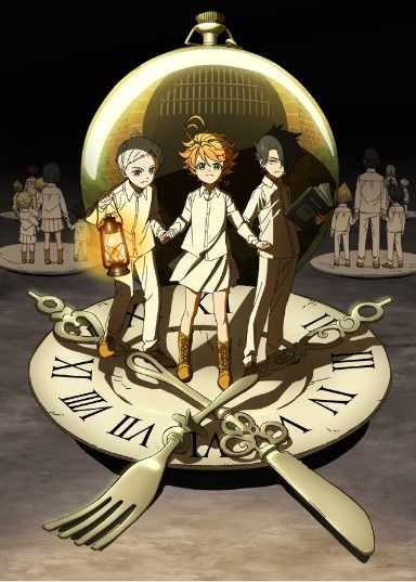『約束のネバーランド 』(C)KAIU SHIRAI,POSUKA DEMIZU/SHUEISHA,THE PROMISED NEVERLAND COMMITTEE