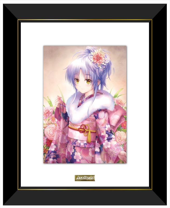 『Angel Beats!』アートグラフ(C)VISUAL ARTS/Key