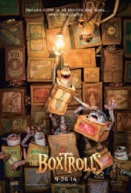 『ボックストロール(The Boxtrolls)』(c)LAIKA, LLC.