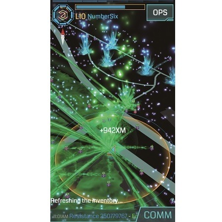 『Ingress』 (C)Google / Niantic Labs