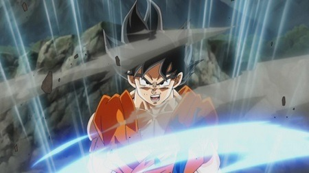 Still from Dragon Ball Z: Resurrection 'F' (PRNewsFoto/FUNimation Entertainment)(C) バードスタジオ/集英社 (C) 「2015 ドラゴンボールZ」製作委員会