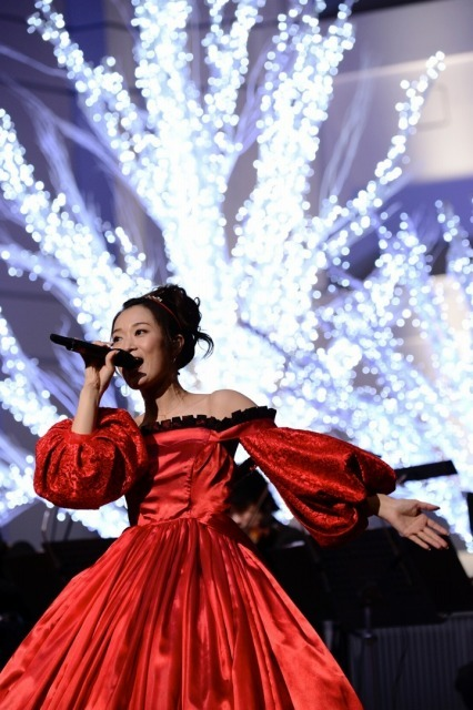 "「Christmas Premium LIVE 2015 ""Kalafina with Strings""」Wakana"