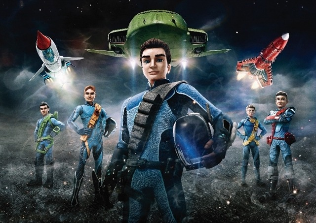 (C) ITV Studios Limited / Pukeko Pictures LP 2015. All copyright in the original Thunderbirds TM series is owned by ITC Group Limited. All rights reserved. Licensed by ITV Studios Global Entertainment.