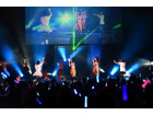 「ろこどる」がTBSアニメフェスタでも大盛況 キャスト総勢9名登壇の豪華ステージ