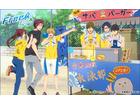第1弾は「Free!―Eternal Summer―」 楽天がオンラインくじ専門サイトをスタート