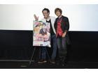 「劇場版 世界一初恋」トークイベント 堀内賢雄と蒼月昇がファンの質問に回答