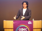 冲方丁が語った「物語のちから」 CEDEC 2014基調講演