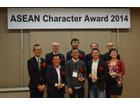 タイ、インドネシア、カンボジアが受賞 TGS2014でアセアン キャラクター大賞第1回開催