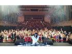 ドイツに響いた織田かおりの歌声 海外初のソロライブは2000人の超満員