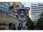 東京国際映画祭、六本木にパトレイバー立つ !新キャストの森カンナも登壇