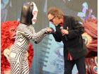 ティム・バートン、ウルトラ怪獣と念願の対面!「ティム・バートンの世界展」日本上陸