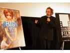ティム・バートン監督が最新作「ビッグ・アイズ」をプレゼンテーション 東京国際映画祭SP企画