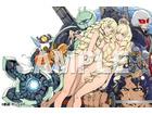 「∀ガンダム」Box II あきまん描き下ろしイラスト公開 インナーは重田敦司&菱沼義仁