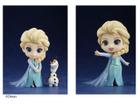 """「アナと雪の女王」エルサ """"ありのまま""""にグッスマねんどろいどで登場 話題作が人気フィギュアに"""