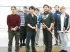ミュージカル「SAMURAI7」公開稽古 「今までに観たことのない時代劇」
