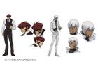 「血界戦線」キャラクター設定画を初公開 内藤泰弘が原作の話題作