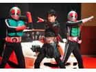 幻の仮面ライダー3号は及川光博に! 唐沢寿明だけにこっそり漏らす