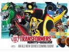 TVアニメ「トランスフォーマー」に新シリーズ 2015年、「ロボッツインディスガイズ」世界各国で放送