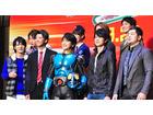 中村優一に半田健人、天野浩成 歴代ライダー競演に熱い声援