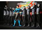 及川光博、仮面ライダー3号のスーツを装備 「ラストは泣けます」宣言