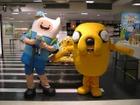 渋谷マルイに「アドベンチャー・タイム」ショップ こんどは約1ヶ月半、フィンとジェイクに会える!