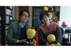 「暗殺教室」松井優征がトップデザイナー佐藤オオキと語る、Eテレ「SWIITCHインタビュー達人達」
