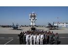イングラムが 航空自衛隊築城基地に表敬訪問 F-2&F-15とコラボ実現