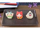 ジバニャンやウィスパーが和菓子に 「食べマス 妖怪ウォッチ」4月29日より先行販売